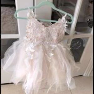 New Special Occasion Dress - Size 2T